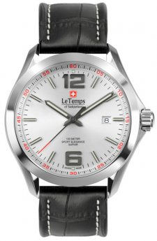 Zegarek męski Le Temps LT1040.07BL01