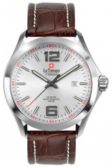 Zegarek męski Le Temps LT1040.07BL02