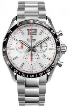Zegarek męski Le Temps LT1041.17BS01