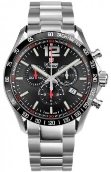 Zegarek męski Le Temps LT1041.18BS01