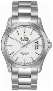 Zegarek męski Le Temps LT1080.11BS01
