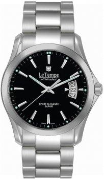 Zegarek męski Le Temps LT1080.12BS01