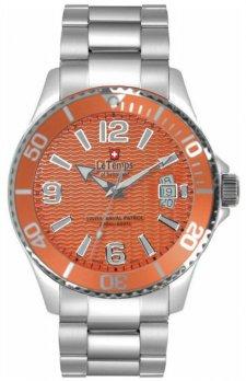 Zegarek męski Le Temps LT1081.04BS01