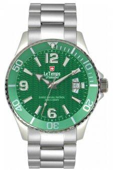 Zegarek męski Le Temps LT1081.06BS01