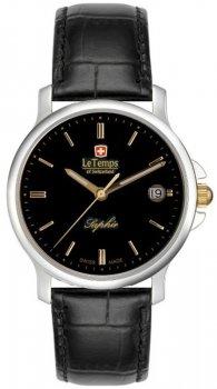 Zegarek męski Le Temps LT1065.45BL61