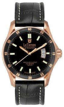 Zegarek męski Le Temps LT1078.58BL51