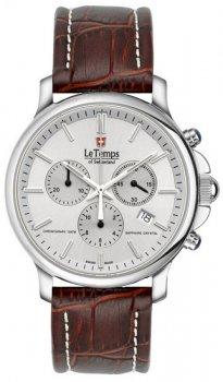 Zegarek męski Le Temps LT1057.11BL12