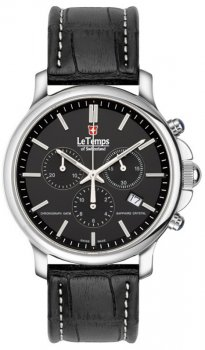 Zegarek męski Le Temps LT1057.12BL01