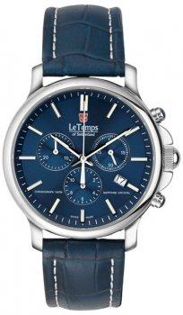 Zegarek męski Le Temps LT1057.13BL13
