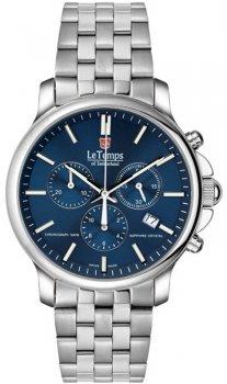 Zegarek męski Le Temps LT1057.13BS01
