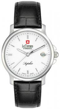 Zegarek męski Le Temps LT1065.03BL01