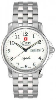 Zegarek męski Le Temps LT1065.04BS01