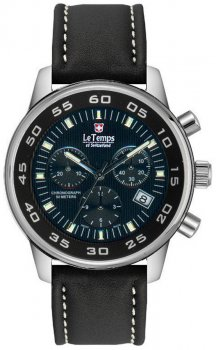 Zegarek męski Le Temps LT1066.22BL11