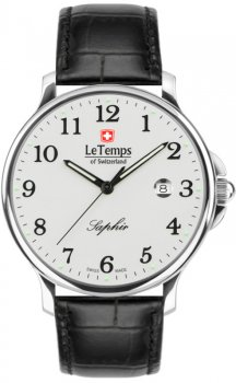 Zegarek męski Le Temps LT1067.01BL01