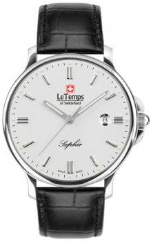 Zegarek męski Le Temps LT1067.03BL01