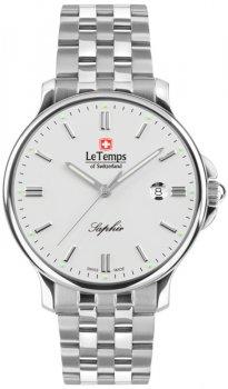 Zegarek  Le Temps LT1067.03BS01-POWYSTAWOWY