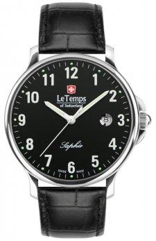 Zegarek męski Le Temps LT1067.07BL01