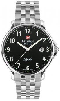 Zegarek męski Le Temps LT1067.07BS01