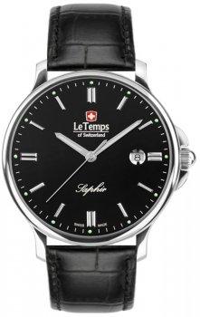 Zegarek męski Le Temps LT1067.11BL01