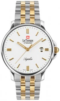 Zegarek męski Le Temps LT1067.44BT01