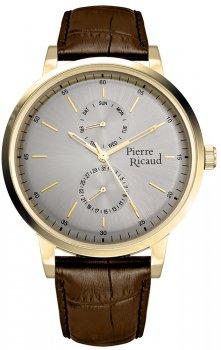 Zegarek męski Pierre Ricaud P97256.1B17QF