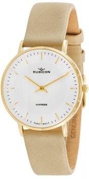 Zegarek damski Rubicon RNAD75GISX03BX