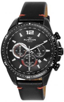 Zegarek męski Rubicon RNCD98BMBX05AX