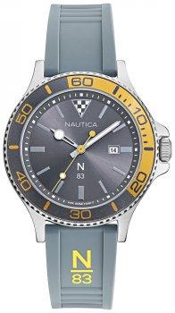 Zegarek męski Nautica NAPABS021