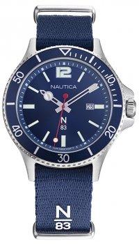 Zegarek męski Nautica NAPABS904
