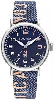 Zegarek męski Nautica NAPLSS006