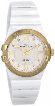 Zegarek damski Rubicon RNPD33TMSG03BX