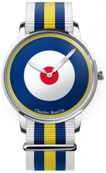 Zegarek unisex Charles BowTie HALSA.N.B