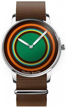 Zegarek unisex Charles BowTie RILSA.N.B