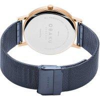 Zegarek  Obaku Denmark V248GXVLML - zdjęcie 5