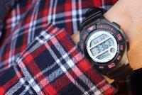 Zegarek damski Casio LWS-1100H-8AVEF - zdjęcie 4