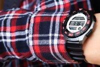 Zegarek damski Casio LWS-1100H-8AVEF - zdjęcie 6