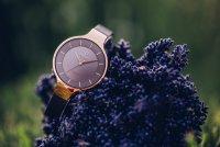 Zegarek damski Obaku Denmark Bransoleta V221LRVNMN - zdjęcie 7