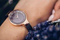 Zegarek damski Obaku Denmark Bransoleta V221LRVNMN - zdjęcie 8