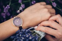 Zegarek damski Obaku Denmark Bransoleta V221LRVNMN - zdjęcie 9
