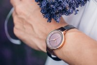 Zegarek damski Obaku Denmark Bransoleta V221LRVNMN - zdjęcie 10