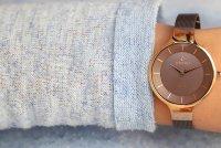 Zegarek damski Obaku Denmark Bransoleta V221LRVNMN - zdjęcie 12