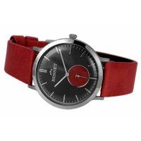 Zegarek męski Bisset Klasyczne BSCF15DIBR03BX - zdjęcie 3