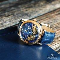Zegarek męski Carl von Zeyten CVZ0017RBL - zdjęcie 2