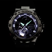 Zegarek męski Casio G-SHOCK G-STEEL GST-B100-1AER - zdjęcie 3