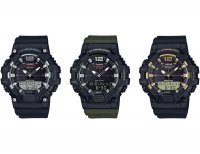 Zegarek męski Casio Sportowe HDC-700-3AVEF - zdjęcie 3