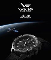 Zegarek męski Vostok Europe Almaz 6S11-320H264 - zdjęcie 4