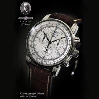 Zegarek męski Zeppelin 7680-1 - zdjęcie 2