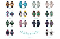 Zegarek unisex Charles BowTie DOLSA.N.B - zdjęcie 8