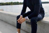 Zegarek unisex Charles BowTie DOLSA.N.B - zdjęcie 7