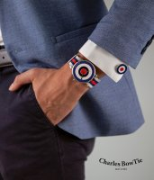 Zegarek unisex Charles BowTie DOLSA.N.B - zdjęcie 5